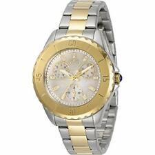 Invicta Women's 30975 Angel Quartz 3 Hand White Dial Watch
