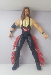 Kevin Nash Mattel WWE WWF WCW n.W.o NWO Diesel Wrestling Action Figure *14 inch*