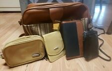 Travelling accessory bags