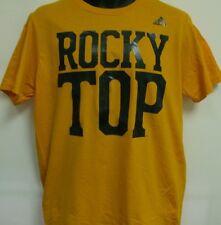 Tennessee Volunteers Rocky Top adidas Go-To Orange Short Sleeve T- Shirt - XL