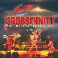 "GROBSCHNITT ""THE INTERNATIONAL GROBSCHNITT..."" 2 CD NEU"