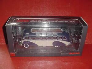 BUS CAR ISOBLOC tolées avec voussoirs 1/43 EPM par ELIGOR EN BOITE