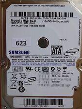 160gb Samsung hm160ji | 304711cq223723 | 2008.02 #623