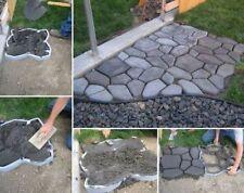 Quikrete Mold Stone Pavement Concrete DIY Building Materials Mould Paver Walkway
