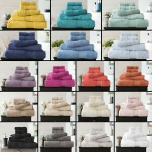 Deyongs Bliss 650gsm 1846 High Quality 100% Pima Cotton Towels - Sold Separately