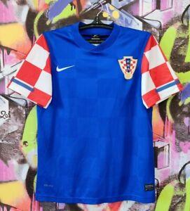 Croatia National Football Team Shirt Soccer Jersey Training Top Mens Size S