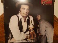 Merle Haggard Serving 190 Proof Vinyl LP 1979 Album