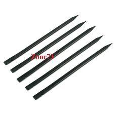 5X Pry Stick Pick Wedge Tool Spudger Black  Plastic Hook Soldering Solder Tools