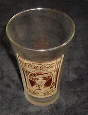 16 oz re-creation of the original Coca-Cola Flair Glass & early design