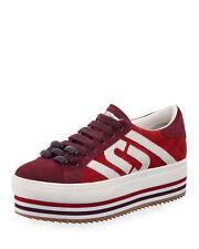 Marc Jacobs Women's Grand Chain Link Platform Sneakers 9