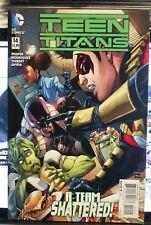 Teen Titans #14 First Print Dc Comics (2016) Red Robin Beast Boy Raven