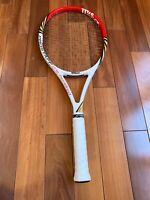 Excellent Wilson BLX LITE Pro Staff 100 Signature Series Tennis Racquet 4 3/8