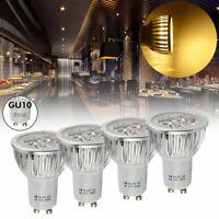 GU10 LED Bulbs Non-Dimmable Lamp 6W = 50W Spotlight Spot Light Bulbs New