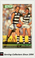 1995 Select AFL Series 1 All Australia Team Card AA3 Gary Ablett (Geelong)