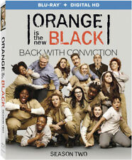 Drama Orange Is the New Black NR Rated DVDs & Blu-ray Discs