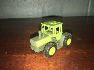 1:87 1990 MATCHBOX TRAC 1600 TURBO FARM TRACTOR MADE IN MACAU