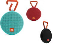 JBL Clip 2 Waterproof Portable Rechargeable Bluetooth Speaker Authentic