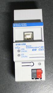 Busch-Jäger KNX/EIB Schnittstelle USB Busch-Jäger 6186 USB REG