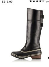 Sorel Slimpack Riding Tall ll boots 7.5 women