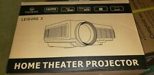 Vankyo Leisure 3 Projector Supported 1080P 170' Display