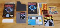 Final Fantasy 1 I Nintendo NES RPG Game Complete CIB Box Map Chart Manual lot !
