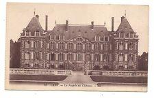 cany  la façade du château