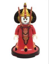 Authentic LEGO Star Wars Queen Amidala Minifig sw387 9499 Padme Republic Senator
