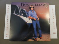 DON WILLIAMS NEW MOVES 1ST PRESS PROMO LP W/ PRESS KIT PHOTO & LETTER ST-12440