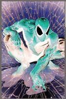SPIDER-MAN #1 FACSIMILE CLAYTON CRAIN NEGATIVE W/COA NM IN MYLAR TOPLOADER 🔥