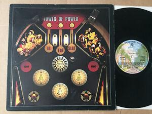 Tower Of Power – In The Slot 1975 UK vinyl funk  LP