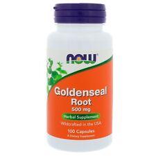 Goldenseal Root - 500 mg - 100 Caps