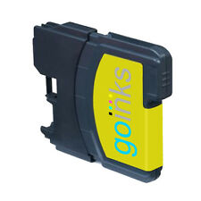 1 Yellow Ink Cartridge for Brother DCP-J140W, DCP-J515W, MFC-J410