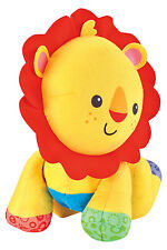 NEW Fisher-Price Touch N Crawl Lion