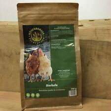 Bierhefe für Hühner und Geflügel 750 g zur Stärkung des Immunsystems | Wachteln