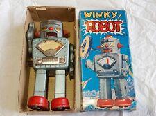 1950's Original YONEZAWA WINKY ROBOT (BLUE VARIANT!)
