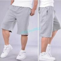 Mens Loose Baggy Hip-hop Sports Casual Shorts Pants Trousers Summer Beach Hot