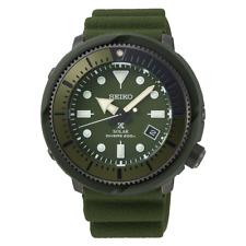 Seiko Street Series Solar Tuna Green Prospex Diver's Men's Watch