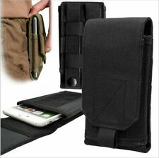 """Tactical Army Military Molle Pouch Cell Phone Pocket Case Waist Pack Belt Bag 6"""""""