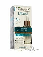 BIELENDA Super Power MEZO Anti-Age SERUM 100% hyaluronic acid Strong Hydration