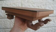 Bonsai exotic wood table-handmade,Japan style,inlay,luxury,gift,original design