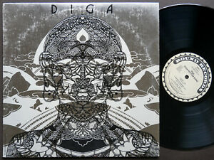 DIGA RHYTHM BAND Diga LP ROUND RECORDS RX-LA600-G US 1976