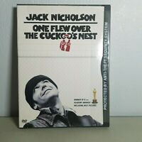 One Flew Over the Cuckoos Nest DVD Jack Nicholson 1997 New Sealed