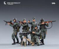 (Pre-Order@5zeroToys) JoyToy 1/18 Scale WWII Germany Wehrnacht Set of 5