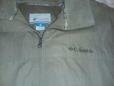 Men's XXL Columbia Winter Coats Khaki Tan