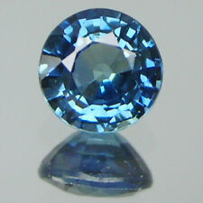 4.3 MM Natural AFRICA BLUE Sapphire ROUND 1 Piece Loose Stone
