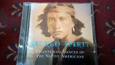 1045) - Sacred Spirit - Chants and Dances Of The Native Americans - CD