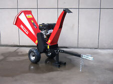 Powerful 15HP Gas Gasoline Powered Wood Chipper Shredder Mulcher w/ Electric St.