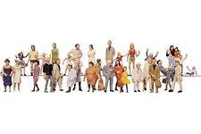 Faller 153003 Figurines HO 1/87 Visiteurs de foires, 36 pièces