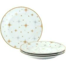 Better Homes & Gardens - Etoile Collection, 8 inch Appetizer Plates, set of 4