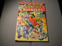 Giant Size Avengers #3 (Marvel, 1975) Low Grade